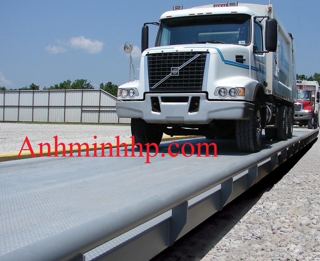 Cân ô tô 40 tấn Mettler Toledo-Mỹ