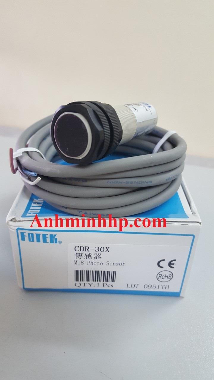 Cảm biến quang Fotek CDR-30X