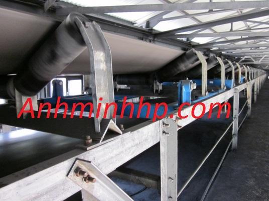 Hệ thống cân định lượng ở các dây chuyền trong nhà máy sản xuất