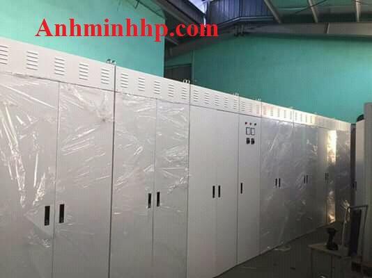 Dự án thiết kế, lắp đặt tủ điện điều khiển PLC S71500 cho Nhà máy bột giặt lớn tại Việt Nam.